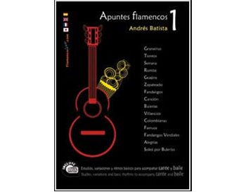 Apuntes Flamenco-1  Book+ CD
