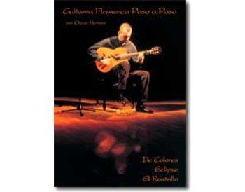 La Guitarra Flamenca paso a paso. Libro de Partituras