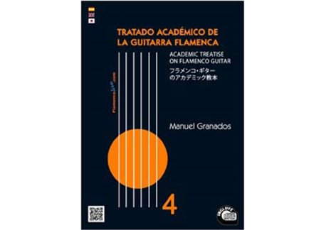 The Academic Treatise on Flamenco Guitar Vol 4 + CD