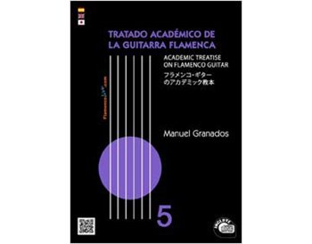 The Academic Treatise on Flamenco Guitar Vol 5 + CD