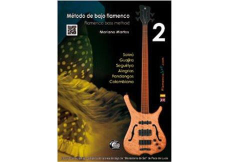 Flamenco Bass Method 2 - Book +CD