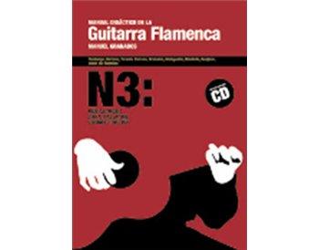 Manual Didáctico de la Guitarra Flamenca Vol. 3