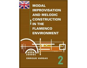 "Book 2: ""Main Flamenco Modes and their Melodic and Harmonic Aspects"""