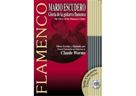 MARIO ESCUDERO - Gloria de la Guitarra Flamenca - Libro + CD