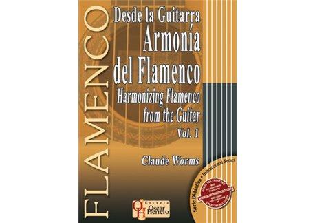 Desde la Guitarra . Armonía del flamenco V.1