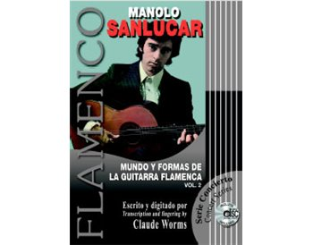 Mundo y formas de la guitarra flamenca. vol 2 + CD