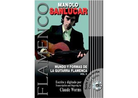 Mundo y formas de la guitarra flamenca. vol 2 + CD