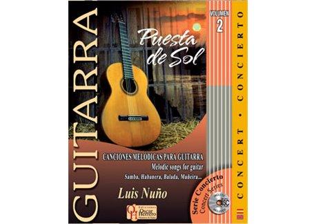 PUESTA DE SOL (VOL. 2) + cd