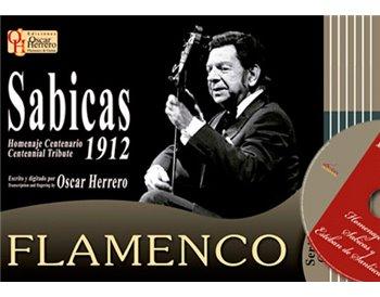 1912   SABICAS - HOMENAJE CENTENARIO + cd