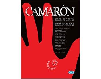 Camarón - GUITAR TAB CON VOZ