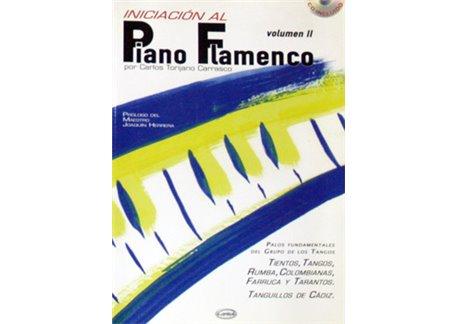 Iniciación al Piano Flamenco v. II + CD