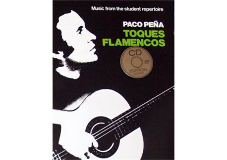 TOQUES FLAMENCOS. Music from the student repertoire. + CD