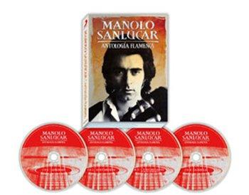 ANTOLOGIA FLAMENCA. 4 CDs