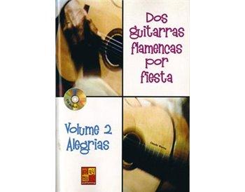 Dos guitarras flamencas por fiesta - Alegrias (Volumen 2)
