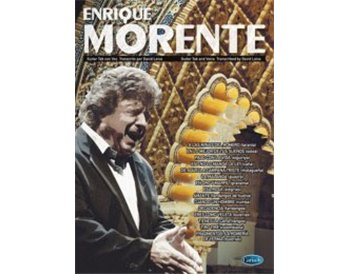 Morente, Enrique - GUITAR TAB.  Guitarra, con tablatura