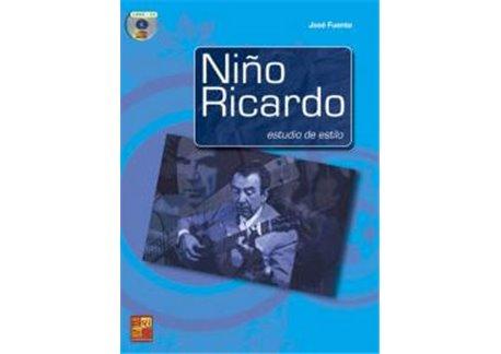 Niño Ricardo. Estudio de estilo. Libro + CD