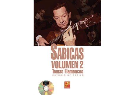 Sabicas, volumen 2. Estudio de estilo. Libro + CD