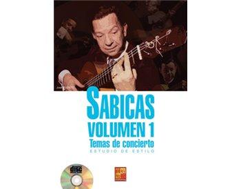 Sabicas, volumen 1. Estudio de estilo. Libro + CD