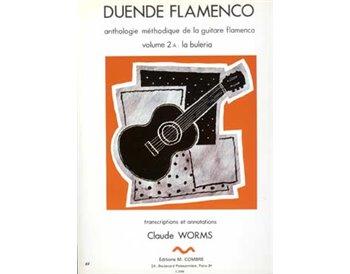 Duende Flamenco. V. 2a: La buleria