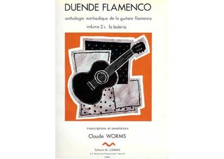 Duende Flamenco. V. 2b: La buleria