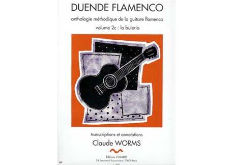 Duende Flamenco. V. 2c: La buleria
