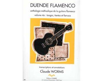 Duende Flamenco. V. 4a: Tangos, tientos et farruca