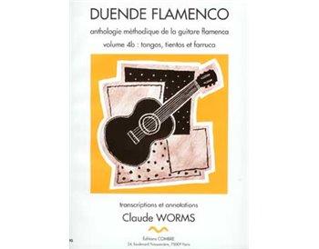 Duende Flamenco. V. 4b: Tangos, tientos et farruca