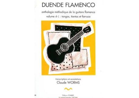 Duende Flamenco. V. 4c: Tangos, tientos et farruca