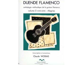Duende Flamenco. V. 5 Hors-Serie: Alegrias