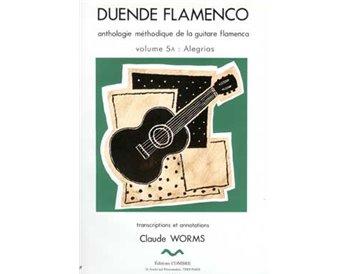 Duende Flamenco. V. 5a: Alegrias