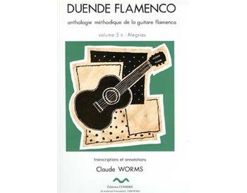 Duende Flamenco. V. 5b: Alegrias