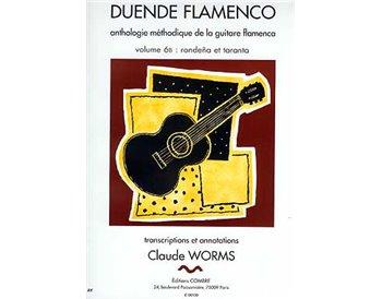 Duende Flamenco. V. 6b: Rondeña et taranta