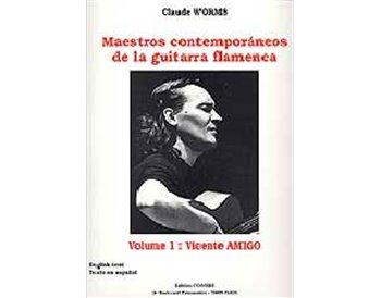 Livres de partition de Vicente Amigo