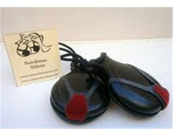 Sordina (mute) for Castanets