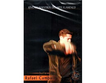 Jóvenes Maestros del Arte Flamenco. Baile - DVD