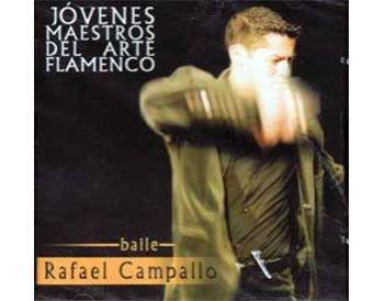 Jóvenes Maestros del Arte Flamenco. Baile - CD