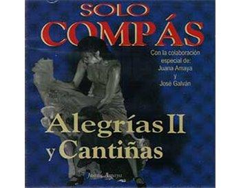 Alegrias II y Cantiñas 2CD