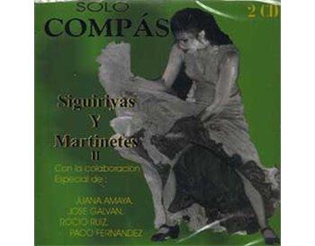 Siguiriyas y Martinetes II 2CD