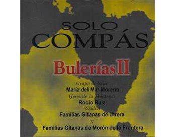 """Cante y Palmas de Cádiz 518"""" <br />5 Bulerías. Sólo Compás 190 501""""<br />6 Bulerías. Sólo Compás  225 504"""" <br />7 Bulerías. Só"""