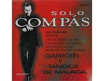 Garrotín y Tangos de Málaga. 2 CD