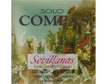 Sevillanas. Boleras, Rocieras y Solo guitarra