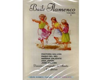 Baile Flamenco. Vol. I. DVD