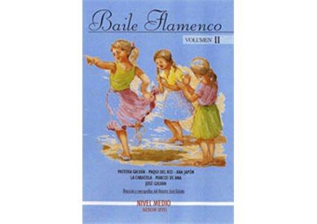 Baile Flamenco. Vol. II. DVD