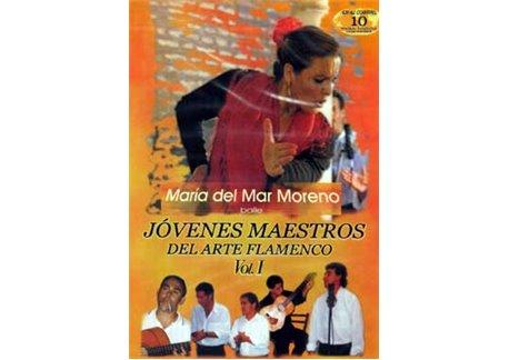 Jóvenes Maestros del Arte Flamenco Baile - Vol. I