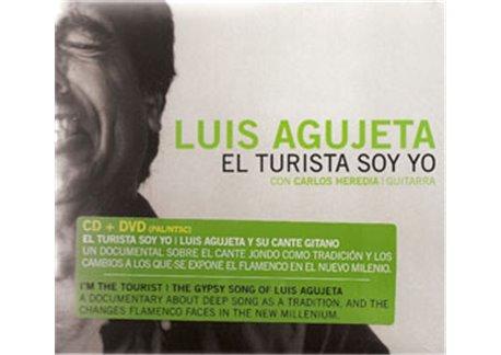 El turista soy yo. CD + DVD (pal/ntsc)