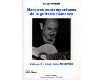 Maestros contemporáneos de la Guitarra Flamenca. José Luis M