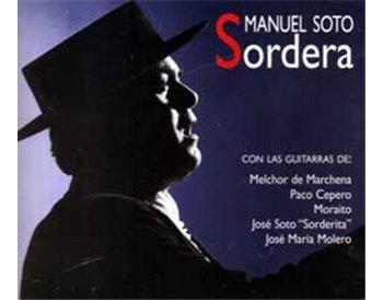 Manuel Soto (30 cantes) 2 CD + Lib