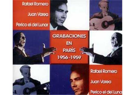 Grabaciones en París. 1956-1959