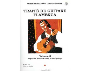 Traité de guitare flamenca. V. 3. + CD
