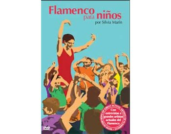 Flamenco para niños. Flamenco for kids  PAL/NTSC
